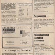 Clubblad 1981 pag 3