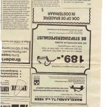 Harener weekblad rond 1990